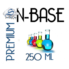 N-Base - 1 om ( %90 VG-10 PG ) - 250 ml