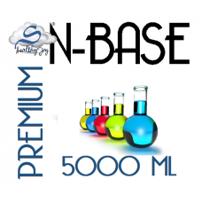 N-Base - 1 om ( %90 VG - 10 PG  ) - 5000 ml