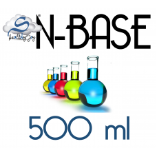 N-Base - 1 om ( %90 VG - %10 PG ) - 500 ml