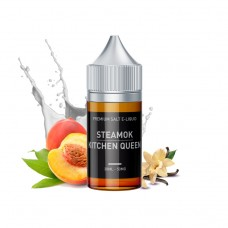 STEAMOK KITCHEN QUEEN SALT LİKİT 30ML/50MG