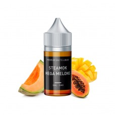STEAMOK MEGA MELON SALT LİKİT 30ML/30MG