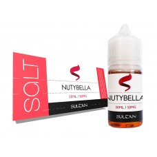 SULTAN NUTYBELLA SALT LİKİT 30ML/50MG